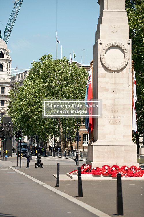 Whitehall was closed due to a security incident. Police closed the road around Downing Street as trained officers investigated.<br /> <br /> Richard Hancox | EEm 23052019