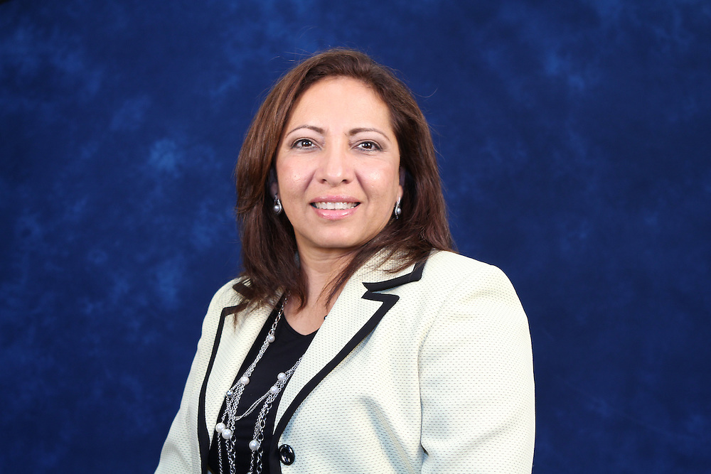 Silvia Gonzalez is the September 2012 Employee of the Month. Crespo Elementary.