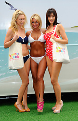 Samantha Faiers Swimwear365.co.uk - press launch held, Northcliffe House. London, England, March 14, 2012. Photo by Chris Joseph / i-Images.