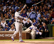 LA Dodgers at Chicago Cubs - 17 Oct 2017