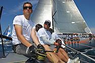 SPAIN, Alicante, 17th May 2009, AUDI MedCup, City of Alicante Trophy, On board GP42 Roma (Mk II)