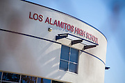 Los Alamitos High School Orange County California