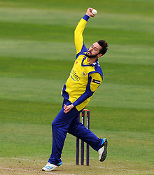Gloucestershire's Jack Taylor - Photo mandatory by-line: Harry Trump/JMP - Mobile: 07966 386802 - 30/03/15 - SPORT - CRICKET - Pre Season Fixture - T20 - Somerset v Gloucestershire - The County Ground, Somerset, England.