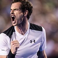 Andy Murray || 2016 Australian Open || Melbourne, AU