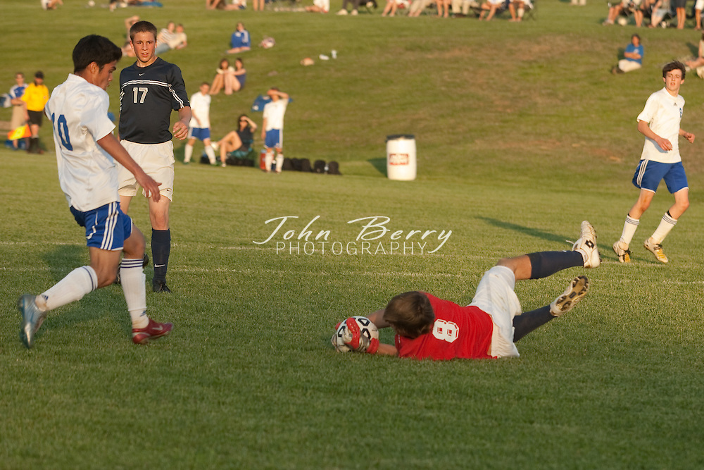 MCHS Varsity Boy's Soccer .vs Rappahannock  .4/28/2009