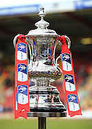 The FA Cup Trophy - Generic