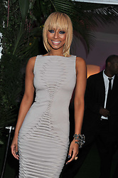 KERI HILSON at the Glamour Women of The Year Awards 2011 held in Berkeley Square, London W1 on 7th June 2011.