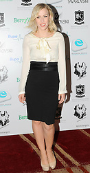 Natasha Bedingfield  at The Global Angel Awards in  London on Friday, 2nd December 2011.Photo by: i-Images