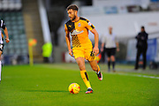 Cambridge Utd's Ben Williamson during the Sky Bet League 2 match between Plymouth Argyle and Cambridge United at Home Park, Plymouth, England on 12 December 2015. Photo by Graham Hunt.