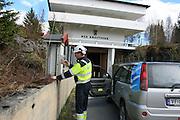 Nea power plant in Tydal, Norway. Nea kraftverk er størst av de åtte kraftverkene i Tydal, satt i drift i 1960.