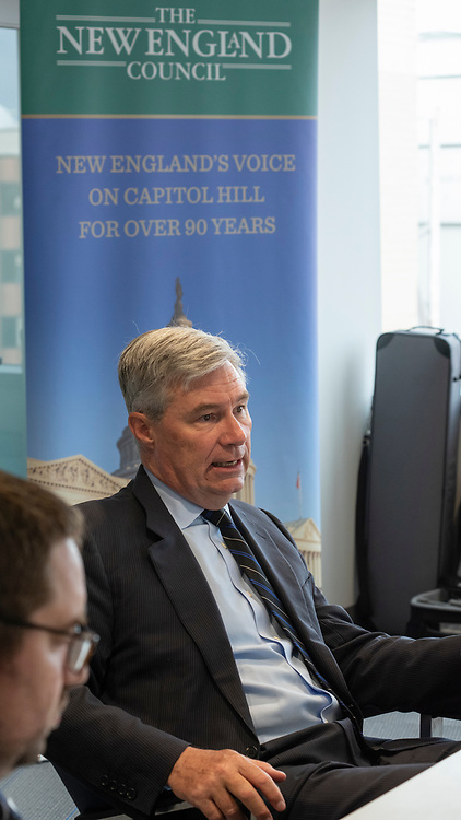 New England Council Capitol Conversations Senator Whltehouse 6.20.19
