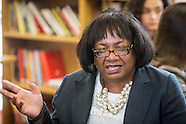 Diane Abbot at Girls collage