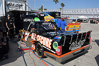 Korbin Forrister, Driving #7, Toyota Tundra in the Nascar Camping World Truck Series