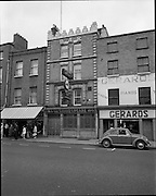 01/07/1969<br /> 07/01/1969<br /> 01 July 1969<br /> Pubs in and around Dublin: The Shakespere.160-161 Parnell Street<br /> Dublin 1