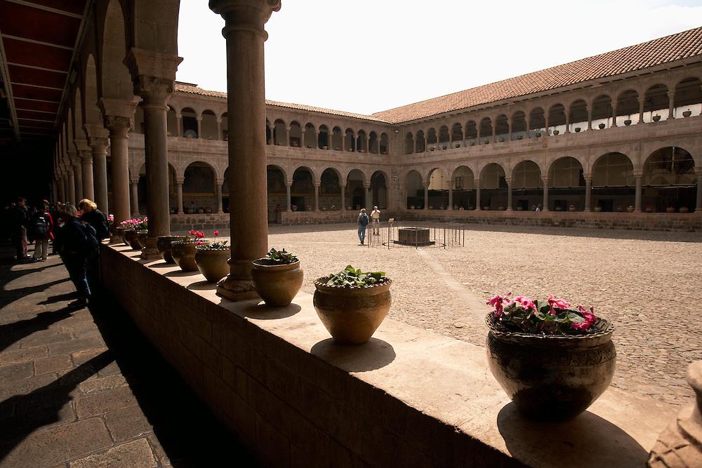 Monasterio y Museo de Arte de Santa Catalina  Cusco, Peru
