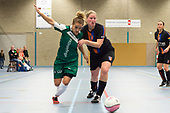 Avanti - Pernis (Dames, Beker kwartfinale)