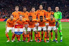 20190324 NED: UEFA Euro 2020 qualification Netherlands - Germany, Amsterdam