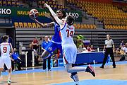 DESCRIZIONE : Celje U20 Campionato Europeo Femminile Finale 3-4 posto Italia Russia European Championship Women Final 3-4 place Italy Russia <br /> GIOCATORE : Jasmine Keys<br /> CATEGORIA : tiro sottomano<br /> SQUADRA : Italia Italy<br /> EVENTO : Celje U20 Campionato Europeo Femminile Finale 3-4 posto Italia Russia European Championship Women Final 3-4 place Italy Russia<br /> GARA : Italia Russia Italy Russia<br /> DATA : 09/08/2015<br /> SPORT : Pallacanestro <br /> AUTORE : Agenzia Ciamillo-Castoria/Max.Ceretti<br /> Galleria : Europeo Under 20 Femminile <br /> Fotonotizia : Celje U20 Campionato Europeo Femminile Finale 3-4 posto Italia Russia European Championship Women Final 3-4 place Italy Russia<br /> Predefinita :