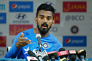 Cricket - India Nets and Press Conference at Cuttack 18th Jan 2017