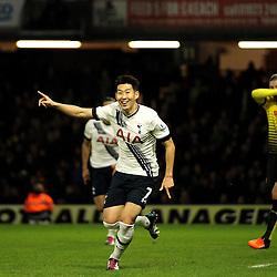 Watford v Tottenham Hotspur