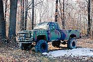 Monster Camo Truck, Centralia, IL.