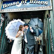 Ray & Erin Wedding Album Samples | House of Blues | 1216 Studio Wedding Photography
