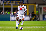 Torino's Soualiho Meite in action during the Italian Serie A football match Inter Milan v Torino on August 26, 2018 at the San Siro Stadium in Milan, Italy, Photo Morgese - Rossini / ProSportsImages / DPPI