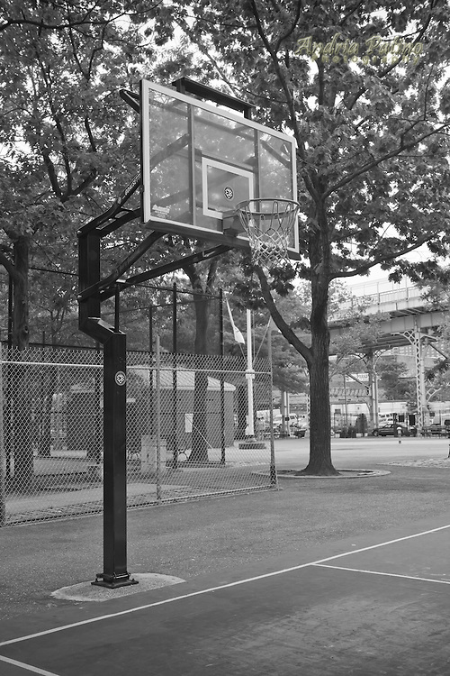 Rucker Basketball Court, Harlem