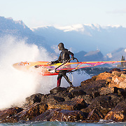Tempesta sul Lago di Garda Fabio Calò