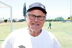 DURBAN - 26 January 2014 - More than 100 coaches attended a coaching clinic held by Dutch soccer coach Foppe De haan for at Durban's Northwood School. Picture: Allied Picture Press/APP