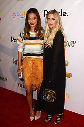 """Jamie Chung, Ashlee Simpson, at the """"God VS Trump"""" Premiere, TCL Chinese 6, Hollywood, CA 11-07-16. EXPA Pictures © 2016, PhotoCredit: EXPA/ Avalon/ Martin Sloan<br /> <br /> *****ATTENTION - for AUT, SLO, CRO, SRB, BIH, MAZ, SUI only*****"""