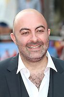 Spencer Millman, The Inbetweeners 2 - World Film Premiere, Leicester Square, London UK, 05 August 2014, Photo by Richard Goldschmidt