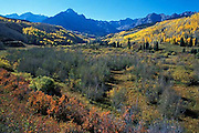San Juan Mountains, Mount Sneffels, Dallas Divide, Colorado