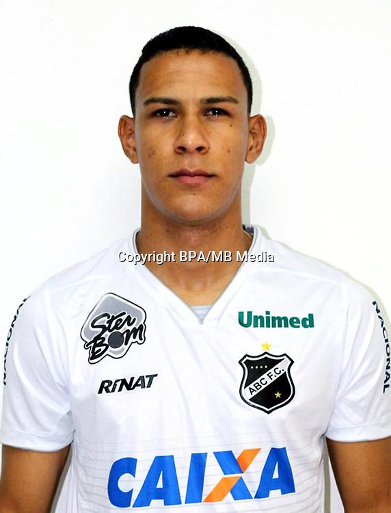 Brazilian Football League Serie B 2017 / <br /> ( ABC Futebol Clube ) - <br /> Oswaldo Alfredo de Lima Goncalves