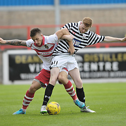Stirling Albion v Queen's Park | Scottish League One | 26 September 2015