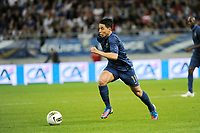 FOOTBALL - FRIENDLY GAME 2012 - FRANCE v SERBIA - REIMS (FRANCE) - 31/05/2012 - PHOTO JEAN MARIE HERVIO / REGAMEDIA / DPPI - SAMIR NASRI (FRA)