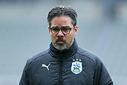 Huddersfield Town manager David Wagner arrives ahead of the Premier League match between Newcastle United and Huddersfield Town at St. James's Park, Newcastle, England on 31 March 2018. Picture by Craig Doyle.