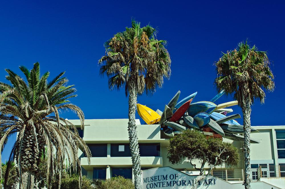 California, San Diego, La Jolla, Museum of Contemporary Art
