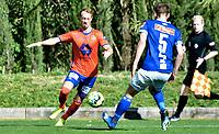 Fotball , 11. mars 2020 , Privatkamp , Aalesund - Ranheim<br /> Jørgen Hatlehol , Aalesund