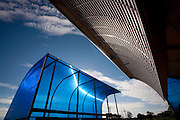 Brasilia_DF, Brasil...Novo shopping popular de Brasilia. Projeto do arquiteto Alencar Cinnanti...The Popular Shopping of Brasília in Brazil.This was design by the architect Alencar Cinnanti...Foto: LEO DRUMOND / NITRO