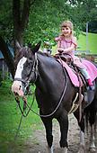 Clara & Pony 6-2017