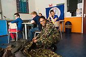 Soldaat in de klas