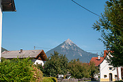 Zams is a municipality in the district of Landeck in the Austrian state of Tyrol.