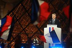 Paris: Emmanuel Macron is France's New President - 7 May 2017