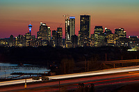 Calgary Twilight