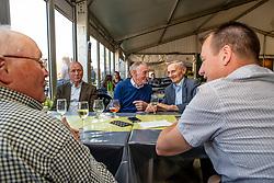 Lenaerts Louis,  Vereecke , Van Dijck Marcel, Bro,ndeel Jef, BEL<br /> Ronde tafelgesprek hengstenhouders<br /> © Hippo Foto - Dirk Caremans<br /> 19/04/2019