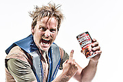 Actor Marcus Pointon is the face of Campbells Soup Fully Loaded Guy.<br />