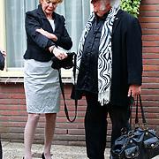 NLD/Blaricum/20110607 - Uitvaart Willem Duys, Thijs van Leer