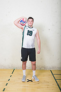 Stevenson men's volleyball head and poster shots