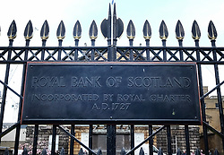 Embargoed to 0001 Monday December 10 File photo dated 27/04/18 of the Royal Bank of Scotland branch in St Andrew's Square, Edinburgh. The bank has launched an investigation into bullying following claims from a whistleblower that harassment is rife at the state-backed lender.